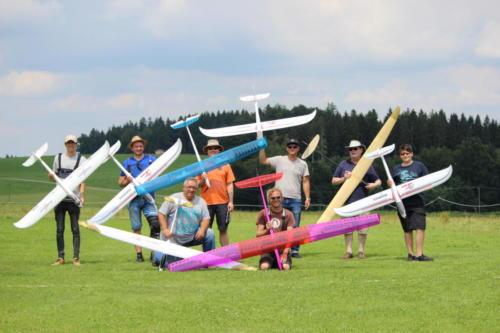 F5J-Anfänger Wettbewerb 08.07.18